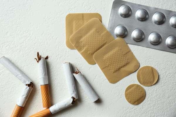 Photo of stop-smoking medications